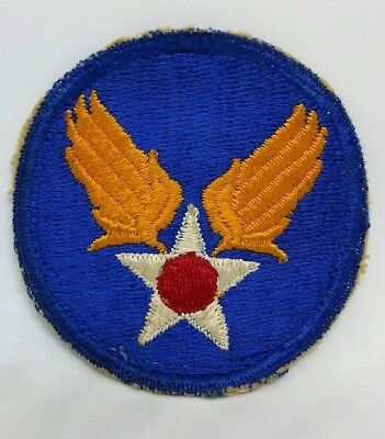 USAAF US Army Air Force Military Embroidered Patch Shoulder Sleeve Insignia SSI