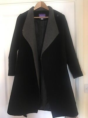 Seraphine Maternity Coat Size 8 (With Wool)