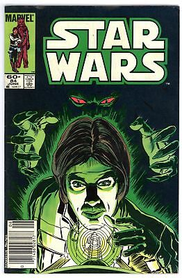 Star Wars (1977) #84 FN 6.0 Han Solo Story