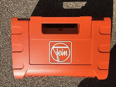Fein Case / Box With Insert For Paddle Grinder