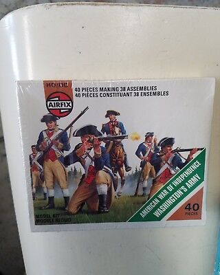 Airfix American War Of Independence  Made In England New In Box