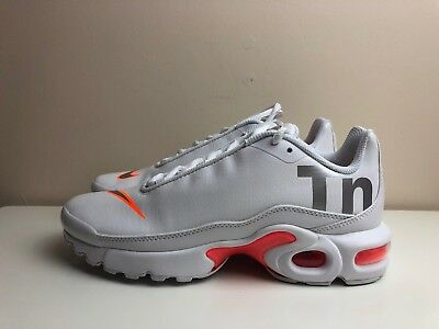NIKE AIR MAX Plus TN SE BG GS White UK 5 EUR 38 AR0005 100