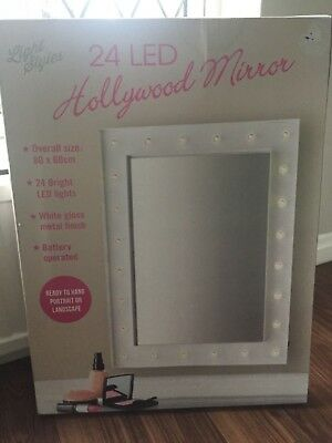 ~ Brand New ~ Led Hollywood Mirror ~
