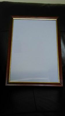 JOB LOT 150 NEW Picture frames *Perfect A4* Award/Certificate/diploma sized.