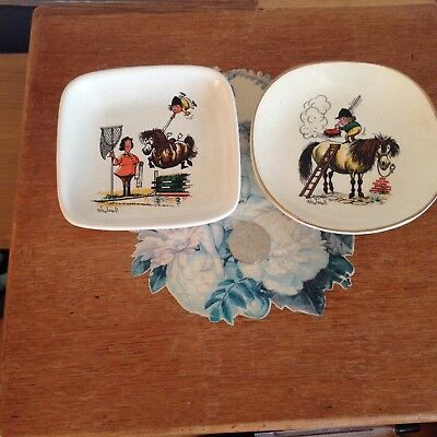 Thelwell Collectables Three Items.