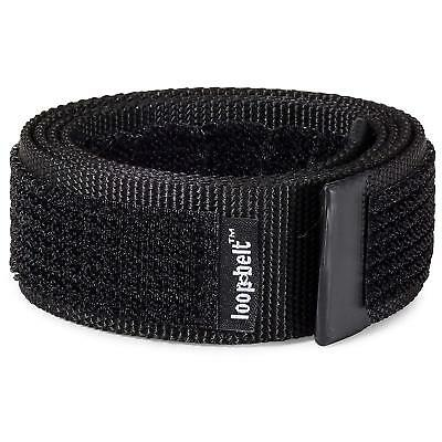 Loopbelt No Scratch Reversible Web Belt with Advanced Hook & Loop Fasteners
