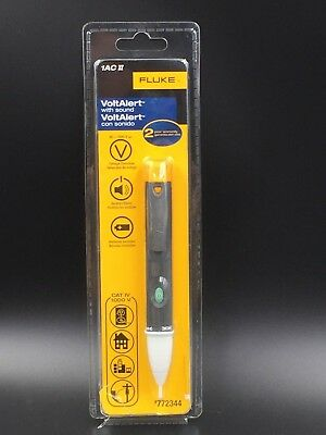 Fluke 1AC II VoltAlert with Sound (772344) *Free Ship*