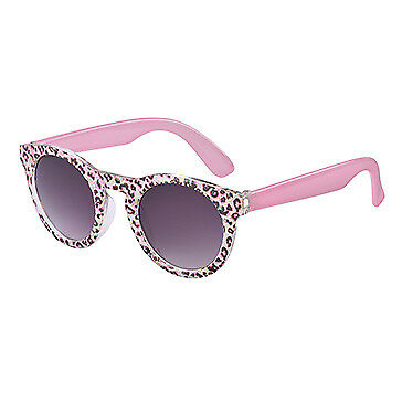 NEW Frankie Ray Sunglasses - Eyetribe - Toddlers 1-3 Years - Candy - Pink Leopar