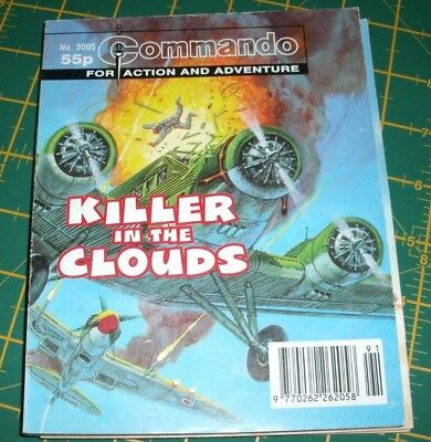 Commando Issue Number 3005.