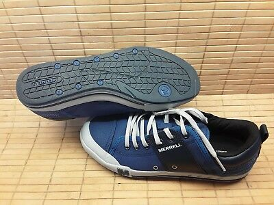 Merrell Rant Edge Casual Shoes Mens Walking Smart Lace Up Comfort Trainers