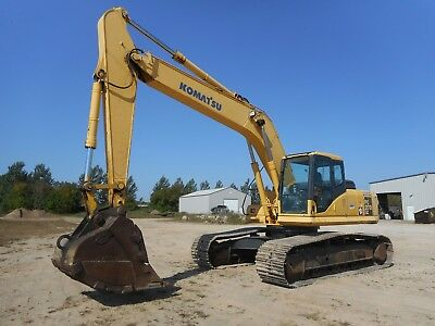2005 Komatsu Pc270 Lc-7L Excavator With Only 2500 Hours