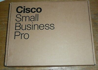 NEW Cisco SPA502G Small Business Phone 1 Line PoE IP telephone