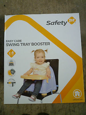 Easycare Booster Seat-Made by Safety 1st-Pastel colours-still boxed- Never Used
