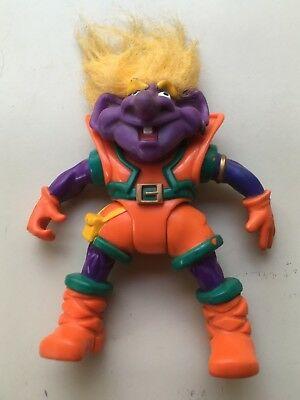 "Vintage ""Fanta the Rascal"" Troll Warrior Articuated figure.Applause Inc 1992"