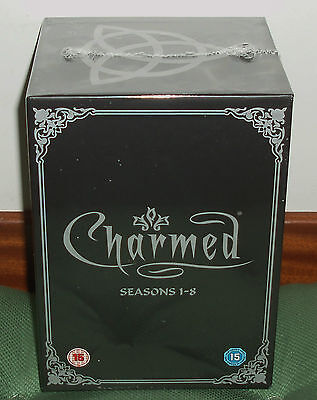 Haunted 1-8 Seasons Collection Complete 49 Dvd New Spanish (Unopened) R2