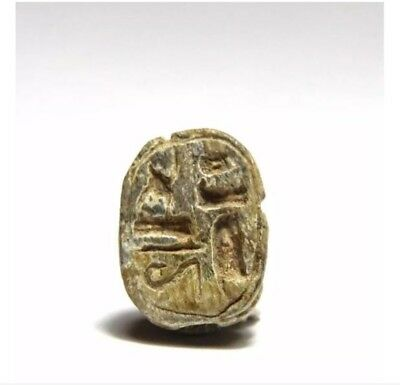 Ancient Egypt, Late period, 664 - 332 BC or earlier Scarab