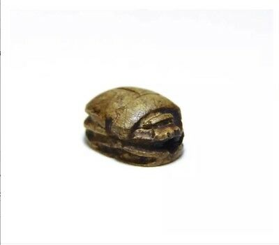 Ancient Egypt, Late period, 664 - 332 BC or earlier Scarab.