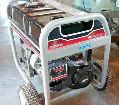 Briggs & Stratton 030551 Home Series 5000W 342cc Portable Generator