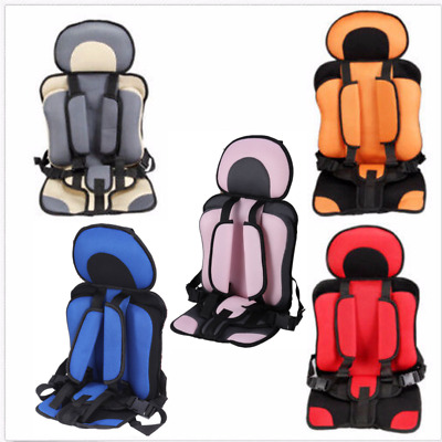 Professional 1-5T Infant Car Travel Safety Seat Cushion baby Fabric Carrier Belt