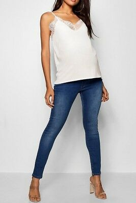 New Maternity Skinny Jean Size 8 NEW WITH TAGS