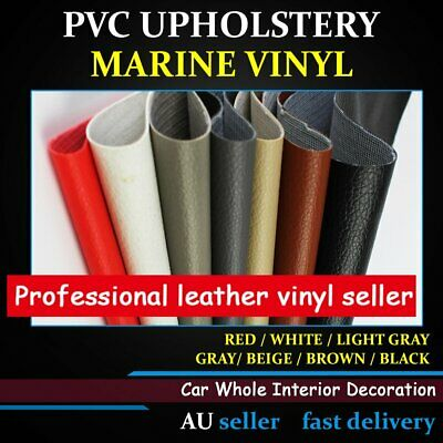 Leatherette Leather Fabric Vinyl Upholstery Furniture Anti Mildew Easy Scrubbing