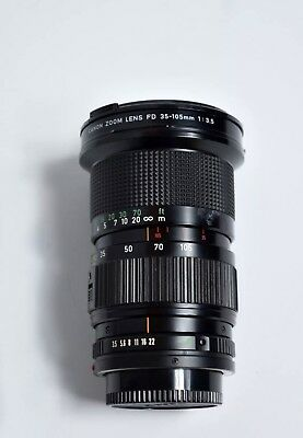 Canon Zoom Lens FD 35-105mm 1:3.5