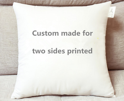 Customer-made custom two sided hugging Pillow Cushion Case Cover