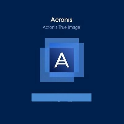 Acronis True Image 2019 1 Dispositivo EU / ES