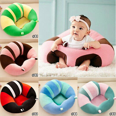 6172 Baby Soft Learn Sitting Back Chair Cushion Sofa Training Inflatable Seat Nu