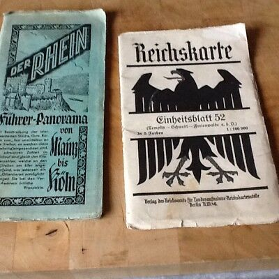 Vintage German Maps