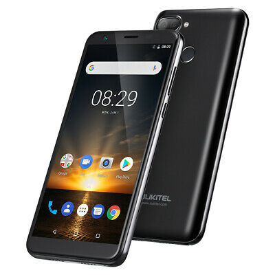 """6.18"""" Oukitel C12 Pro Android 8.1 FACE TOUCH UNLOCK 4G LTE Smartphone Sbloccare"""