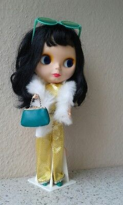 Takara Neo Blythe Doll All Gold in One, Limited Edition 2001, Japan