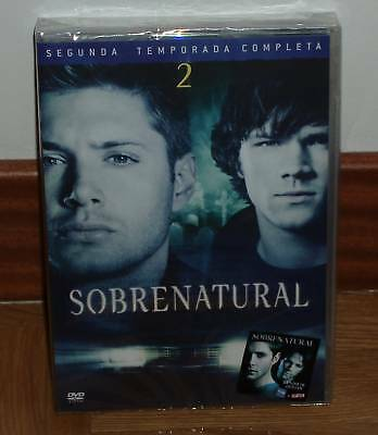 Sobrenatural-Supernatural - 21St Season Complete-6 Dvd-Sealed-New-New-Sealed
