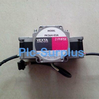NEW Vexta 2-Phase Stepping Motor Model PK264-02A One year warranty