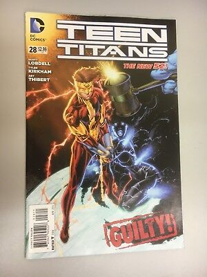 DC Comics: Teen Titans - New 52 -  #28 (2014) - BN - Bagged and Boarded