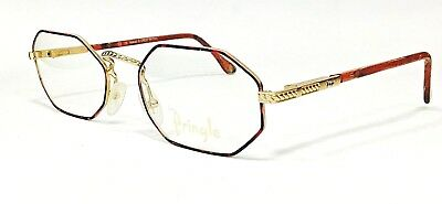 Vintage Pringle hexagonal Style glasses frames *Made in England* HIGH QUALITY