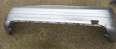 Genuine Mercedes Benz C Class W204 2007-09 Amg Sport Rear Bumper A2048852925 G31