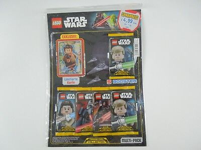 Lego Star Wars Trading Cards Serie 1 - Multipack mit LE8  NEU OVP