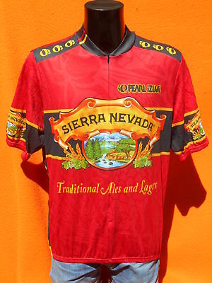 SIERRA NEVADA Jersey Maillot Camiseta Pearl Izumi Ale Lagers Beer Biere Italy