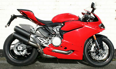Ducati Panigale 959 16 Reg Red  Mint Condition - Extremely Low Miles - One Owner