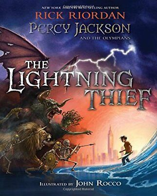 Percy Jackson & the Olympians: Percy Jackson and the Olympians the Lightning Thi