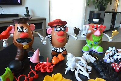 Hasbro gros lot de 3 Mr ou Mme Patate