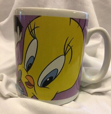 Tweety Bird Cup 1998 Warner Brothers Studio Store X Large Mug
