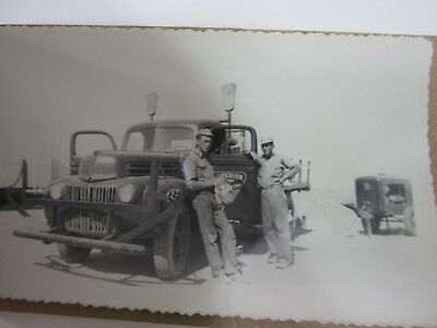 Vtg Photos Oil Field Workers Superior Tank Construction Company Booklet 1930's