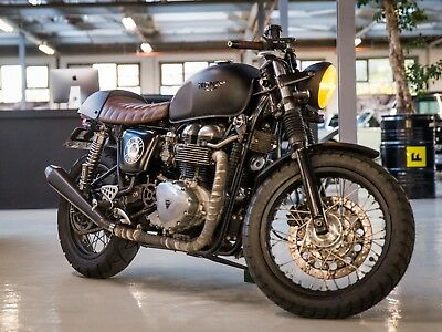Triumph Thruxton 900 Cafe Racer *Custom build*