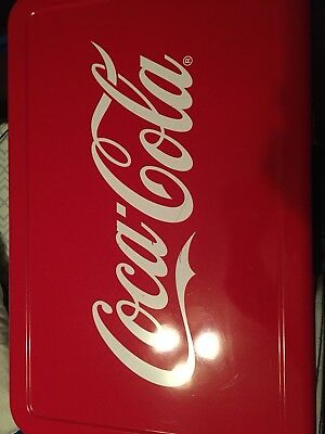 Coca-Cola Light Up Cooler/Ice Chest