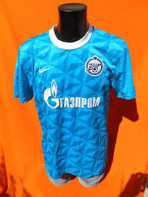 ZENIT ST PETERSBURG Maillot Jersey Camiseta 2011 2012 Home Nike Russia League