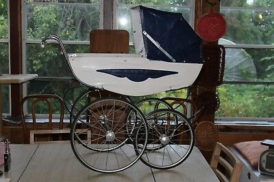 as is Coronet - Baby - Stroller - Carriage - Buggy - Doll - 1960-1970 Vintage