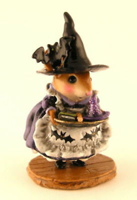 Wee Forest Folk EV-01  TEACHER'S PET   LIMITED EDITION Mouse Expo 2011 MINT