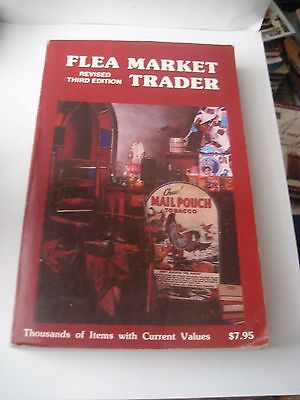 3rd ED.FLEA MARKET TRADER PRICE GUIDE/REFERENCE BOOK EDITED BY STEVE QUETERMOUS